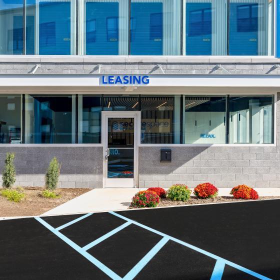 Kearny Front Leasing Office