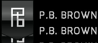 P.B. Brown
